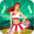 Charming Cheerleading Girl icon
