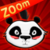 Pandas vs Ninjas Zoom app for free