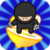 Fruit Slicing Ninja Attack app for free