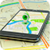 GPS navigator and tracker icon