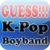 Guess KPop Boyband icon