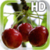 Berry Cherry Live Wallpaper app for free