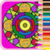 Coloring Mandalas Funny 2 icon