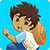 Go Diego Classic Tile Puzzle app for free