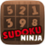 Sudoku Ninja app for free