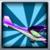 Distroyar plane icon
