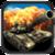 Speed Tank Race icon