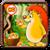 Mushroom bubble icon