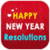 New Year Resolution Frames app for free