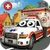 Crazy Ambulance City Racer 3D app for free