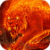 Monster Of Fire Live Wallpaper icon
