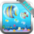 BUBBLE AND FiSH icon