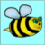 Honey bee Puzzle icon
