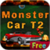 Monster Car T2 icon