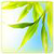Tap Leaves Live Wallpaper For Galaxy icon