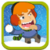 New Year Snow Fight Game icon