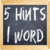 5 Hints 1 Word app for free
