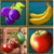 Match  the  Fruit app for free