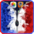 France Zipper Lock Screen HD app for free