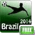 Brazil World Cup 2014 app for free