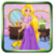 Make up a small princess Rapunzel app for free