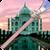 Taj mahal Zipper Lock Screen app for free