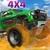 Monster Truck Hill Climb app for free