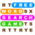 Word Search Game - Free icon