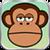 Crazy Monkey Free icon