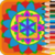 Coloring Mandalas funny icon