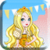 Royally Ever After Apple White icon