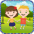 Puzzles for kids: landscape app for free
