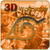Naruto Shippuden 3D Live Wallpaper FREE icon
