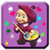 Masha Coloring Page icon