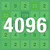 4096 PUZZLE Game icon