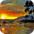 Sunset At Black Sea Live Wallpaper icon