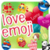 Love emoji  app for free