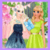 Make Up Anna and Elsa on Birthday app for free