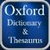 Oxford Thesaurus Dictionary icon