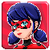 Miraculous Ladybug Dress Up app for free