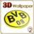 Borussia Dortmund 3D Live WP FREE icon