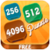 4096 Number Puzzle icon