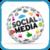 Social Media Quick Guide app for free