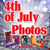 Fourth of July Photos app for free