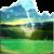 Mountains Live Wallpaper HD icon