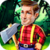 The Woodman Land - Tree cutter game for toddler icon