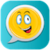 WhatSmiley best chat smileys app for free