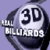 Real Billiards 3d icon