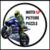 Moto GP Picture Puzzle Game icon