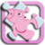 Peppa's puzzle icon